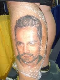 in memory of paul walker tattoo by jalf cordova random cebu