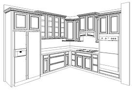 kitchen cabinets design layout cabinetbrokernet kitchen design