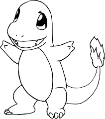 togepi coloring pages pokemon charmander coloring page