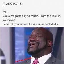 shaq singing memes meme 2017 blogiism com