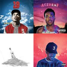 coloring book chance chance the rapper mixtape collection cd acid rap coloring book