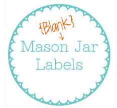 printable jar label template label templates jar labels and craft