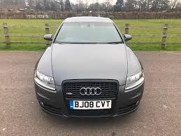 used 2008 audi a6 tdi quattro s line le mans tdv for sale in