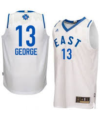 paul george jersey pacers apparel