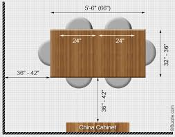 rectangle dining table sizes standard dining room table size home deco plans