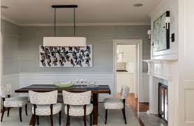 Transitional Dining Room Ideas 2017 Grasscloth Wallpaper 10 Spaces With Stylish Grasscloth Wall Coverings Inspiration