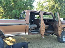 1975 Ford Truck Colors - 1975 f 350 crew cab project frame up resto ford truck