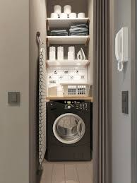 Storage Solutions For Small Laundry Rooms by Very Small Laundry Room Ideas Home Design Ideas