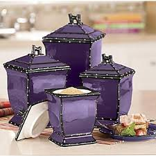 purple canister set kitchen 116 best retro cannisters images on vintage canisters