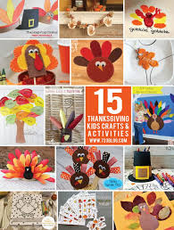 thanksgiving craft activities inspiration made simple