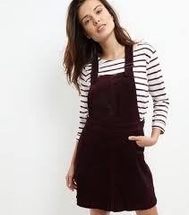 women u0027s pinafore dresses dungaree dress new look