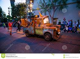 cars disney tow mater disney pixar cars editorial stock image image 23285099