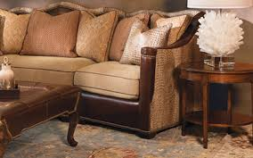 Plush Leather Sofas by Shop The Look Rustic Western Furniture Store