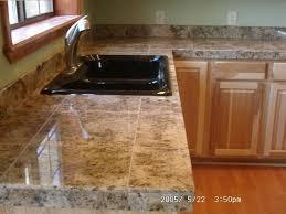 kitchen countertop tile ideas porcelain tile kitchen countertop kitchen design ideas