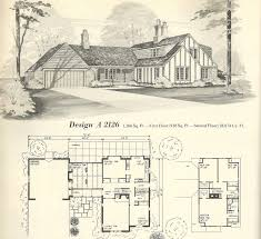 craftsman ranch house plans exciting 1950s ranch house plans pictures best idea home design