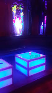 Coffee Tables With Led Lights Lounge Coffee Table Rental Nyc