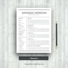 Two Page Resume Resume Resume Second Page Sample Template For Word Professional