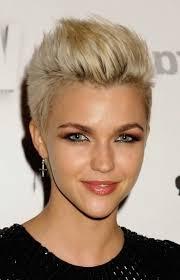 Frauen Kurzhaarfrisuren by Kurzhaarfrisuren Für Frauen Haarfarben Blond Best Frisuren 2017
