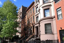 brooklyn architecture the narrow houses of cumberland street
