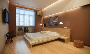 Custom Made Bedroom Furniture Three Room Apartment Based On Three Principles Openness Shades