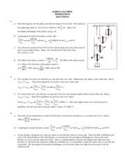 exam review work power energy exam review fluid mechanics 1 the