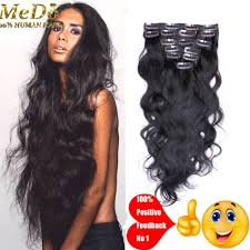 Yaki Clip In Human Hair Extensions by Popular Human Hair Clip Ins Buy Cheap Human Hair Clip Ins Lots
