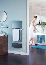 Small Radiators For Bathrooms - installed electric towel rails from dimplex