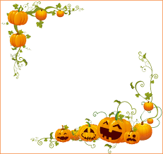 free halloween clip art borders frames u2013 festival collections