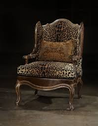 leopard print accent chairs home chair designs intended for new