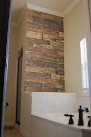 mosaic tile ideas for bathroom the francis family masteroom accent wall gorgeous design wood tile
