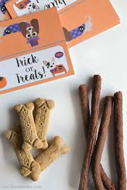 halloween dog treats tricks and treats munchkins and the military