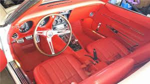 1968 corvette interior 1968 chevrolet corvette convertible 174940