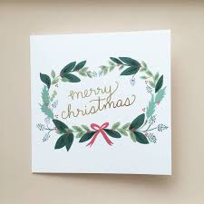 christmas cards pack christmas lights decoration
