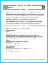 Pricing Analyst Resume Buy Side Analyst Resume Free Resume Example And Writing Download