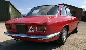 alfa romeo stradale 1965 alfa romeo giulia sprint gta 1600 stradale laurent auxietre