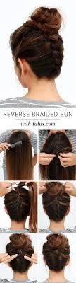hair tutorial 17 hair tutorials you can totally diy