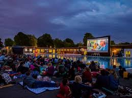 Botanical Gardens Open Air Cinema Best Outdoor Cinemas In The Uk Where To Outside In