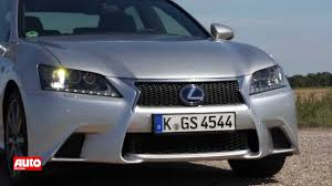 lexus gs 450h 2012 2012 lexus gs 450h hybrid im test hd youtube
