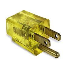 lighted end grounding plug waytek wire