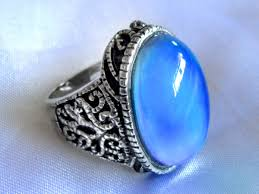mood ring color chart meanings best mood rings mood rings blue images