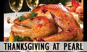 now taking thanksgiving reservations pearl