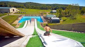 epic slip u0027n slide pool party 2013 youtube