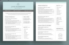 resume templates pages resume great lovabl creative resume templates 2 resume template