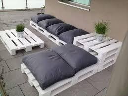 banc canape canapé chaise banc un meuble en palette pour tous cuboak