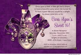 sweet 16 magical invitation birthday wording