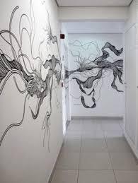 10 fun feature walls charlotte drawings and walls