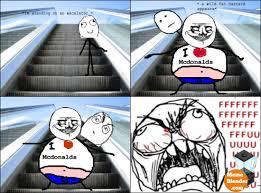 Meme Blender - escalator funny meme facebook meme