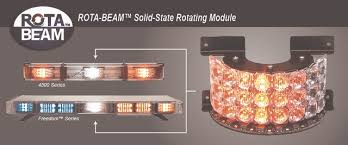 emergency light laws by state whelen freedom with rota beam great option for those looking to
