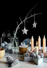 christmas decor for center table scandinavian christmas decorations 76 inspirational ideas hommeg