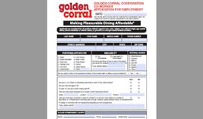 golden corral job application adobe pdf apply online